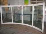 Berufslieferant des Aluminium gebogenen schiebenden Fensters (BHA-SWA05)