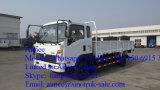 Cnhtc luz 4X2 camiones de carga de camiones de carga con aire acondicionado