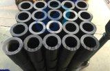 Los tubos de nylon negro y amarillo - Tubos