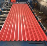 Haupt-PPGI gewelltes galvanisiertes Stahlmetalldach