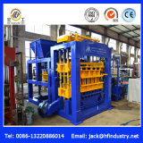 Qt12-15機械を作るブロックを舗装する自動油圧具体的なセメントの砂Interock