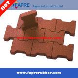 犬骨のゴム製煉瓦か多彩なゴム製タイルまたは安全ゴム床