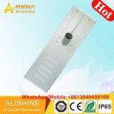 높은 밝은 한세트 통합 태양 제품 LED 램프 가로등