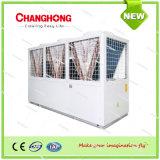 Refroidisseur d'eau modulaire refroidi par air favorable à l'environnement de défilement