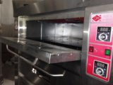 forno elétrico da pizza do forno de 2-Deck 4-Tray (CE)