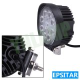 27W 4.5inch Epistar 옥외 자동 작동 램프 LED 일 빛