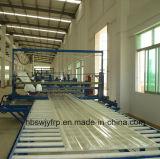 GRP tôle de toit ondulé Pultrusion Machine