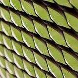 Aluminium erweiterte Metallpanel-Aluminiumlegierung-Muster-Platte
