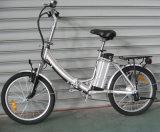 Bicicleta elétrica dobrável 180W ~ 250W com bateria de lítio (TDN-003)