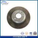 Disque de frein automatique de la qualité OEM conformé à la norme ISO/TS 16949