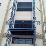 Plate-forme industrielle de biens de relevage hydraulique pour l'entrepôt