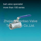 1PC Female Threaded Stainless Steel 316 Ball Valve