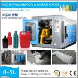 Flacon en PEHD Machine de moulage par soufflage extrusion plastique automatique