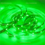 Tira verde de RoHS LED del Ce de la UL de SMD5050 60 LED con dos años de garantía