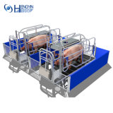 Résistance corrossion double caisse Farrowing de cochon
