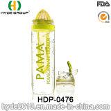 Недавно оптовой тритан фрукты вливания воды, BPA Бесплатные пластиковые бутылки Infuser фруктов (ПВР-0476)
