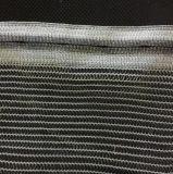 أبيض لون 100% عذراء [هدب] [53غ] حبّة برد شبكة