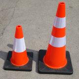 ジャマイカ適用範囲が広いPVC道路交通の安全円錐形