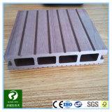 Древесина Китая и пластичное изготовление Decking смеси WPC