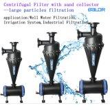 Agua industrial PP y filtro centrífugo material del PA/filtro de arena