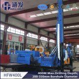 回転式Hfw400Lの油圧クローラーおよびハンマー・ドリル装置