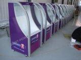 98L affichage de boissons gazeuses Mini frigo Vitrine du refroidisseur