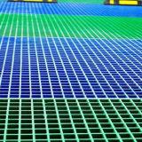 Gevormde Vlakke Grating van het Netwerk van de Glasvezel FRP GRP