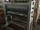 Ligne couvrante vitrée composée d'extrusion de titres d'Asa+PVC, chaîne de production vitrée de titres