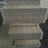 De houten Plastic Samengestelde Comités van de Muur voor Bouwmaterialen Inteiror