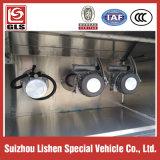 SLS9408 세 배 Axle Aluminum Tank Trailer 40, 000L
