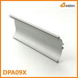 Profil d'extrusion de la poignée en aluminium de DPA09X