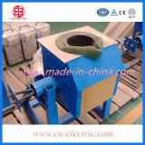 100kg aço, ferro de molde, fornalha de derretimento da indução do aço inoxidável