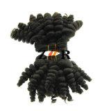 pelo brasileño humano de Fumi del pelo de la mejor Virgen 5A