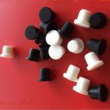 시험관을%s 단단한 PVC 실리콘고무 마개 플러그