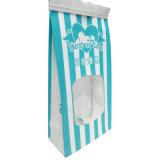 Sacco di carta impaccante del sacchetto del commestibile del sacchetto del popcorn per popcorn