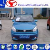 4 시트 고품질 5 사람 전차 중국제 또는 전차 또는 전기 차량 또는 차 또는 소형 차 또는 실용 차량 또는 차 또는 Carsmini 전기 전차