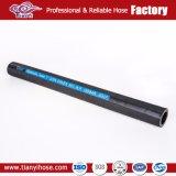 La Chine haut de la marque sur le fil en acier inoxydable tressé de flexible d'huile de frein hydraulique de tubes de l'automobile