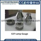 Jauge d'éclairage E27 Lanternes et lampes de manomètre