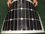Semi гибкая солнечная панель 60W СОЛНЕЧНАЯ ПАНЕЛЬ гибкие Sunpower Солнечная панель