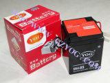 Yog Moto piezas de repuesto Batería húmeda Mf seco de agua con ácido de batería de almacenamiento libre de mantenimiento 12n6 12n7 12N14