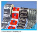 Etiqueta no Tag & no adesivo da etiqueta