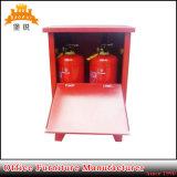Шкаф огнетушителя коробки пожарного рукава нержавеющей стали