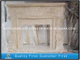 浴室の床または壁のタイルのための自然なベージュ大理石の石造りのTravertine