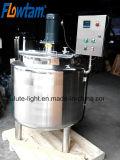 電気暖房のミルクのバッチ低温殺菌器