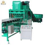 Machine de fabrication de brique de verrouillage simple de saleté de couplage de la machine de fabrication de brique d'argile de la saleté Hf4-10 automatique 2-10