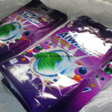 レモン、ラベンダー、ジャスミンの香水の洗濯洗剤の粉