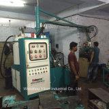 Wenzhou tipo banana PU vertiendo la máquina para la Sandalia Zapato