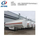 Transporte del depósito de semi remolque (adecuado para líquidos inflamables) Volumen: 40m3