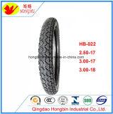 De vuelta de buena calidad de los Neumáticos Los neumáticos Moto tubo 250-18 y 300-17