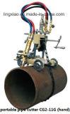 Cortador de tubulação portátil Cg2-11b (cortador de tubulação do aço inoxidável)